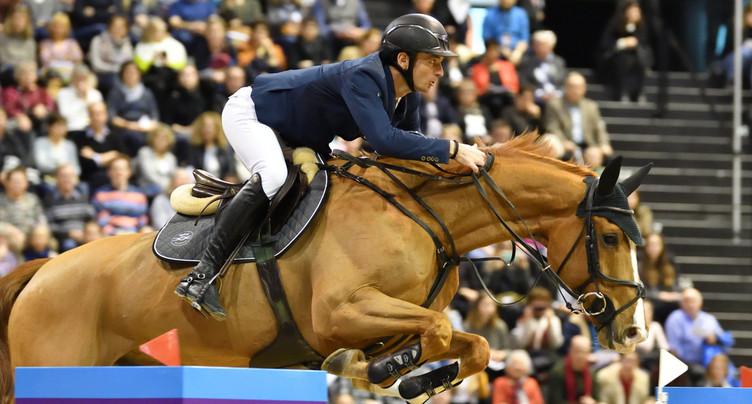 Steve Guerdat triomphe à Bordeaux
