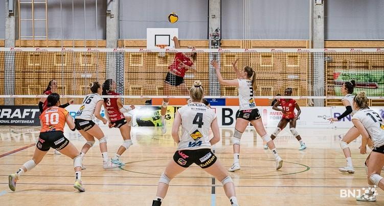 Un derby en Coupe de Suisse de volleyball