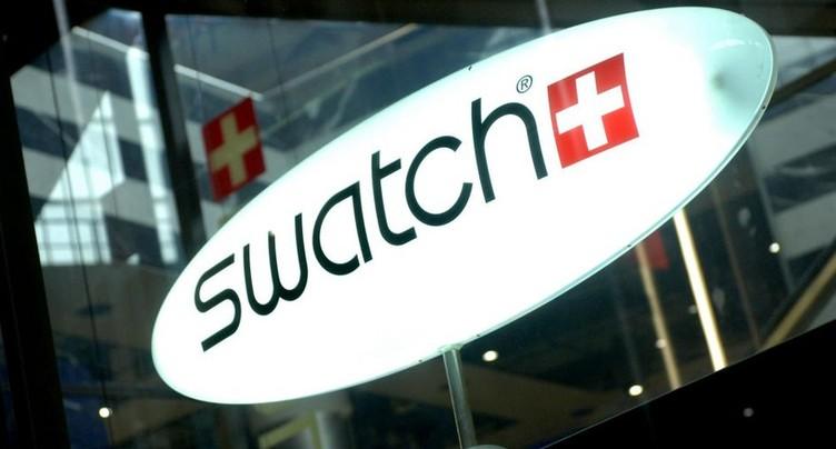 Des chiffres inférieurs aux attentes pour Swatch Group