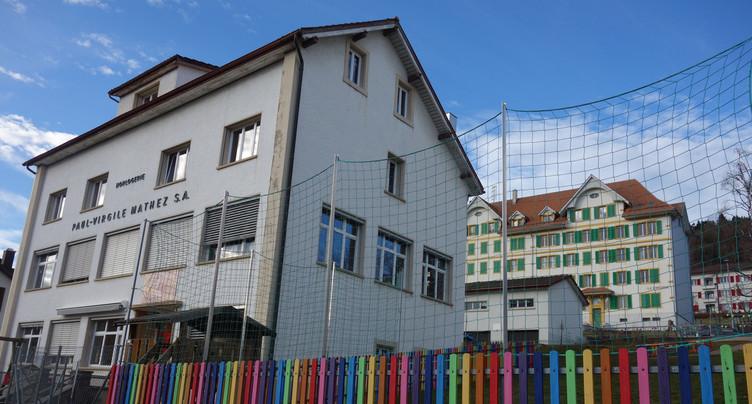 L'école à journée continue de Tramelan gérée par la Municipalité