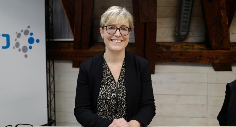 Les Verts continuent à soutenir Rosalie Beuret Siess