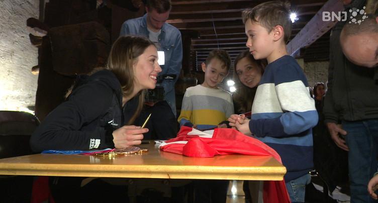 La Neuveville rend hommage à Amélie Klopfenstein