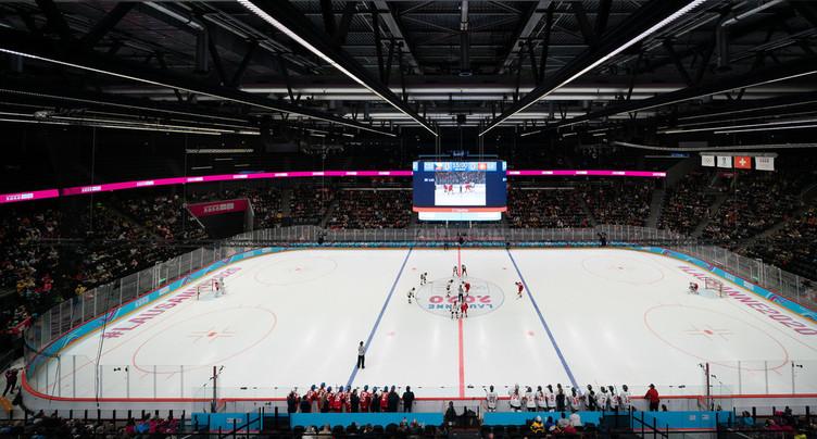 Jade Surdez et la Suisse vaincues… mais qualifiées en demi-finale !