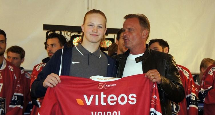 Le HCC signe Ludovic Voirol et Oliver Achermann