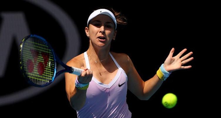 Belinda Bencic corrigée à Melbourne