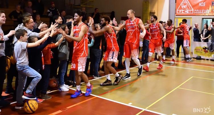 Le BCB continue dans l'élite du basketball suisse