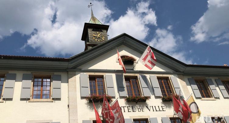 Moutier-Prévôté demande le retrait du drapeau jurassien