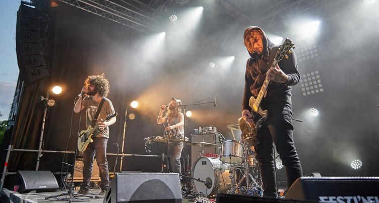 Hummus Records a réseauté à l'Eurosonic