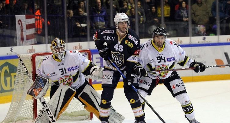 Philipp Wetzel au HC Bienne