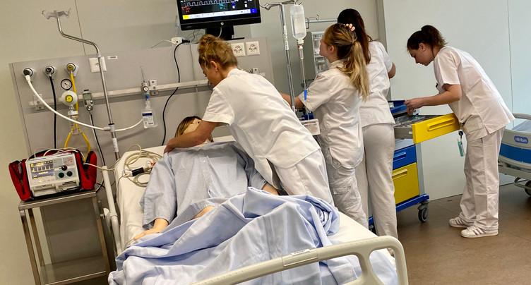 Un escape game intégré à la formation en Soins infirmiers