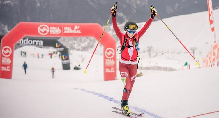 Marianne Fatton termine son week-end par une victoire