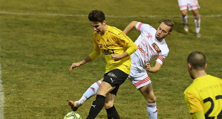 Une nouvelle recrue au FC Bienne