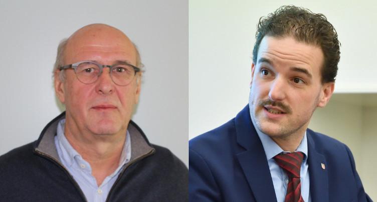 Deux députés démissionnent