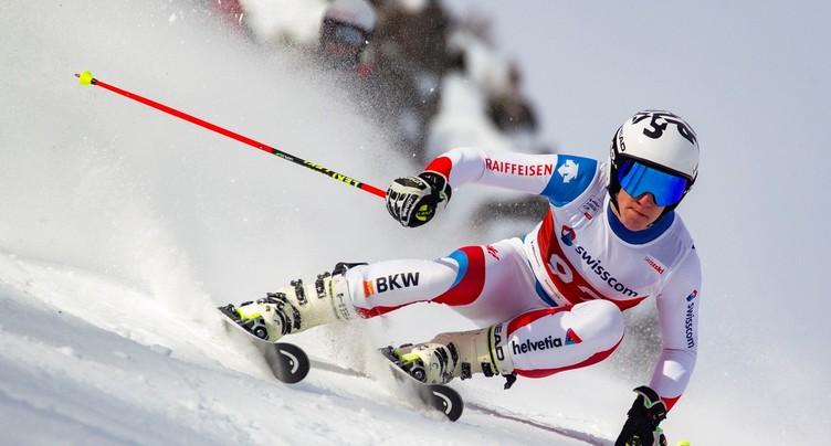 Les jeunes skieurs du Giron  jurassien s'affirment