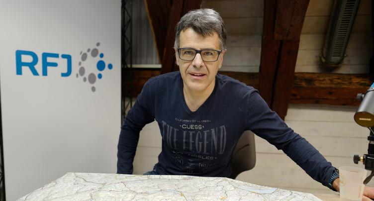 Juracines – Cyclisme avec Christophe Rérat