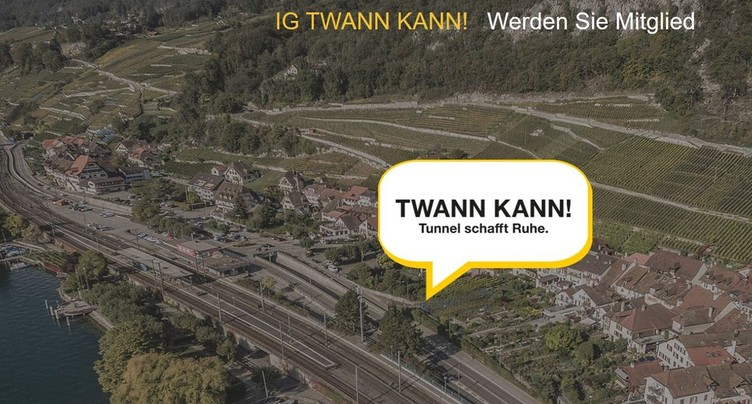 Un nouveau comité pour défendre le tunnel de Douanne