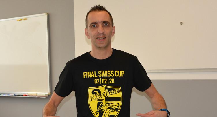 Un t-shirt star de la finale