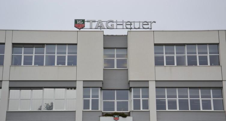 Tag Heuer transfère 67 postes dans le canton de Vaud