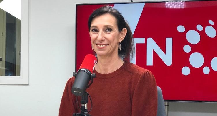 L'invitée de Joëlle : Laura Rossi