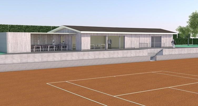 Le TC Porrentruy aura son nouveau club-house
