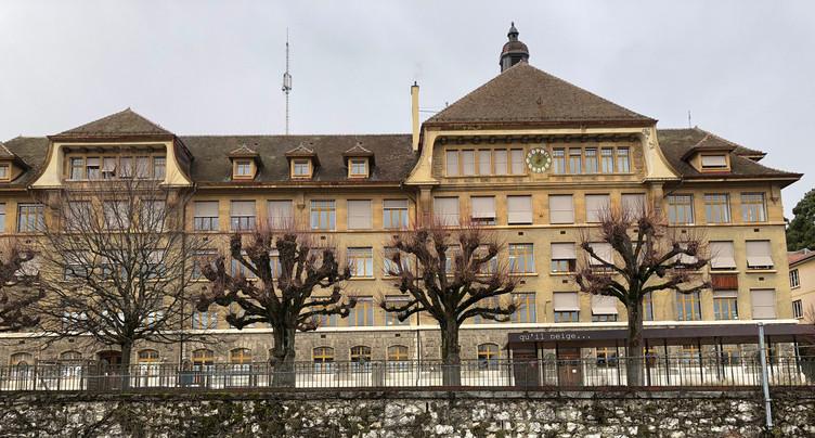 Collège des Parcs : déménagement maintenu au mois d'août 2022