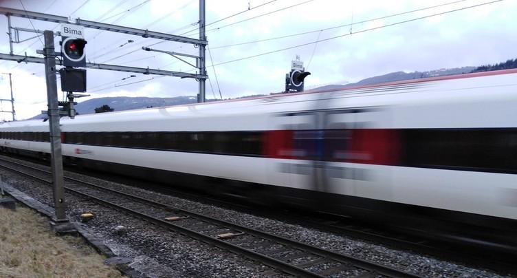 Les CFF vont entièrement moderniser 44 trains ICN
