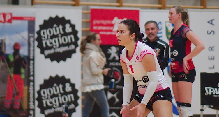 Valtra affrontera le leader Sm'Aesch-Pfeffingen en play-off