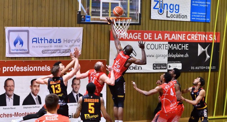 La Swiss Basketball League réduite à 9 clubs