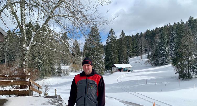 Les installations de ski de la région toujours à l'arrêt