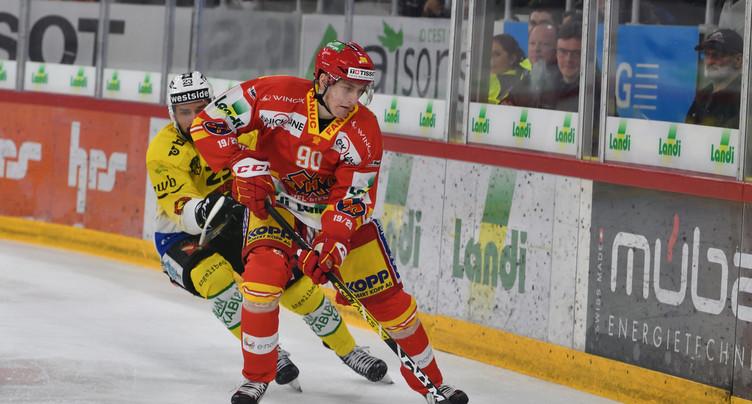 Le HC Bienne renoue avec la victoire