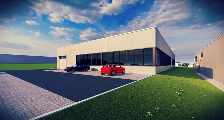 Une nouvelle usine de décolletage à Courgenay