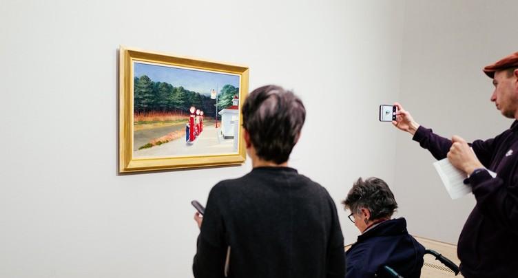 L'Amérique d'Edward Hopper à la Fondation Beyeler