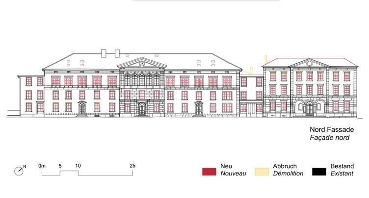 La rénovation de l'école Dufour combattue sans succès