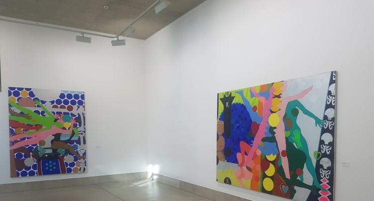 Le pop art féminin de Kiki Kogelnik exposé à La Chaux-de-Fonds