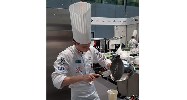 Normand Jubin sur le podium des meilleurs cuisiniers au monde