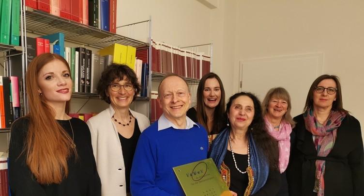 Le label du bilinguisme pour l'étude d'avocats Vogt Reich Kuthy