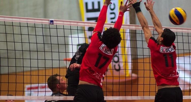 Fin de saison pour le NUC II et Colombier Volley