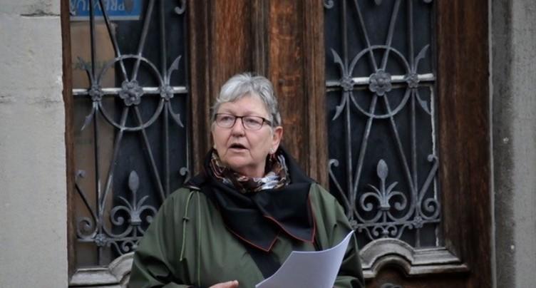 Décès de la journaliste chaux-de-fonnière Irène Brossard