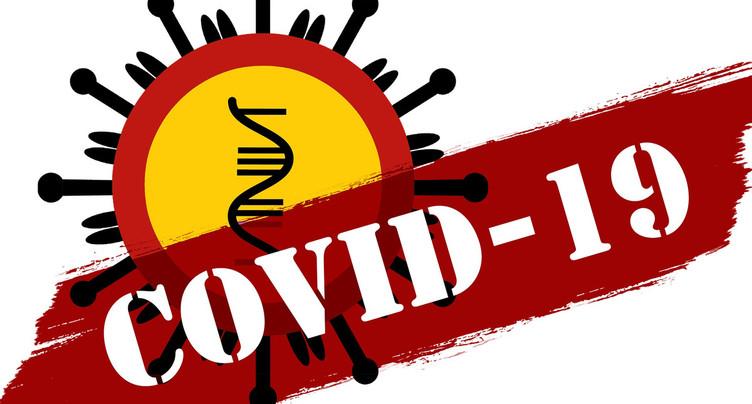 Coronavirus - Près de 1'400 cas en 24h en Suisse