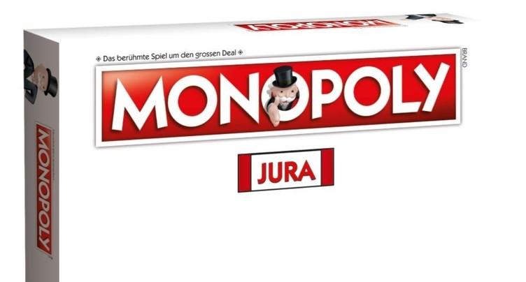 Le Monopoly débarque dans le Jura