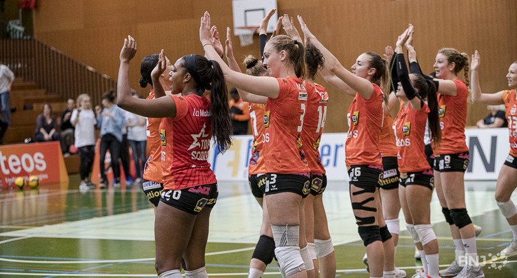 Le volleyball suisse à son tour en vacances