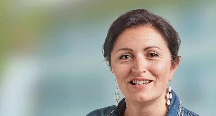 Glenda Gonzalez Bassi candidate au Conseil municipal de Bienne