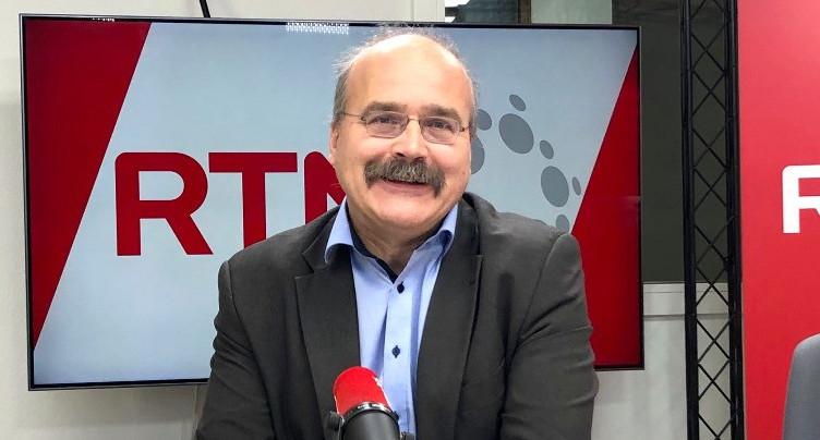 Le regard de Philippe Bauer sur la prochaine session parlementaire