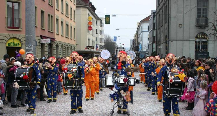 Bienne confirme l'annulation du carnaval