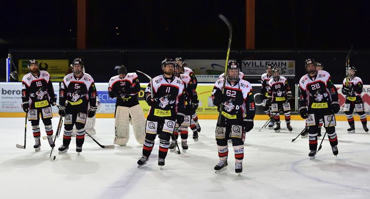 Le HC Delémont-Vallée est d'attaque pour la 1re ligue