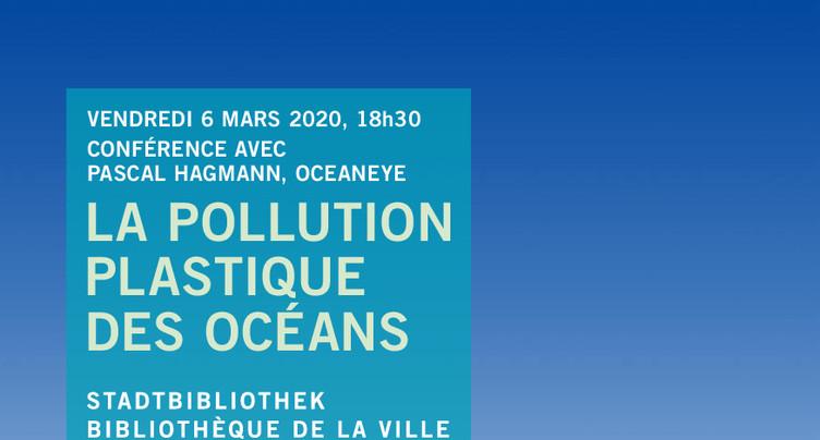 La pollution plastique des océans
