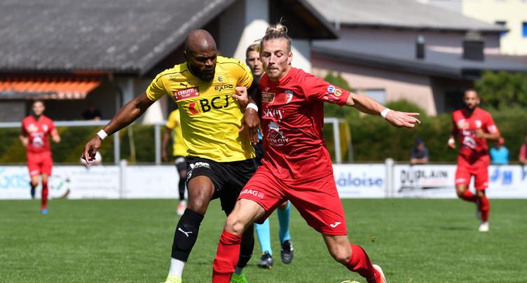 Le FC Bienne ne jouera pas