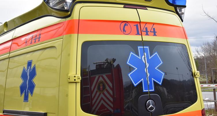 Des ambulanciers sont aussi sur le front des incendies