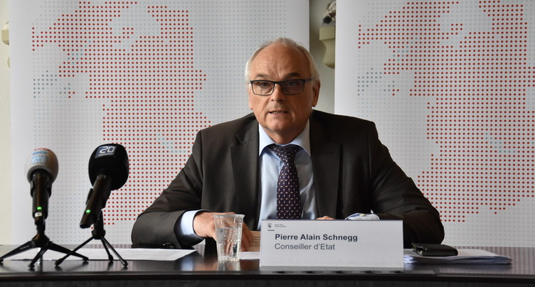 Pierre Alain Schnegg président