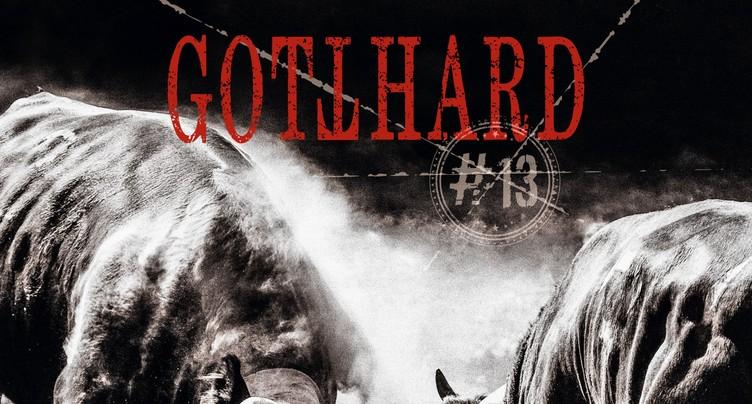 #13, le nouvel album de Gotthard!